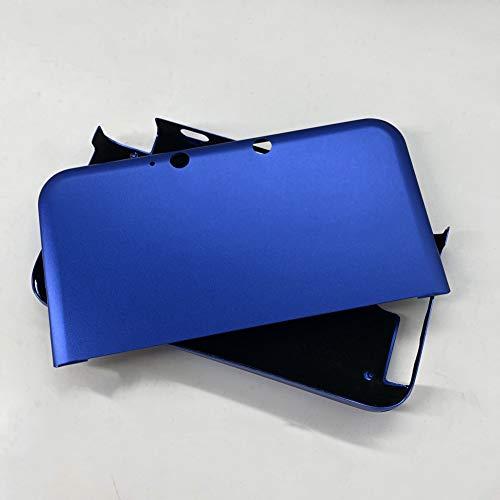 GOZAR Carcasa De Aluminio Duro De Metal Multicolor Carcasa para 3Ds XL Ll - Deep Blue