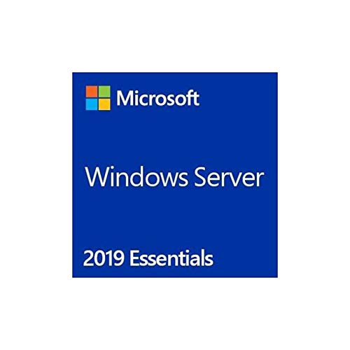MS 1x Windows Server Essentials 2019 64Bit Englisch 1pk DSP OEI DVD 1-2CPU
