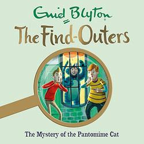 The Mystery of the Pantomime Cat cover art
