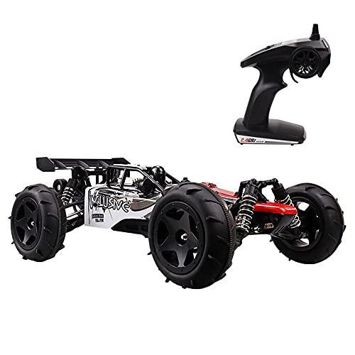 Nsddm 1/12 Scale RC Car, 2.4GHz Control de Control Remoto eléctrico para niños y Adultos, 40 km/h Buggy Fuera de la Carretera, camión de Escalada de 4WD, niños y niñas