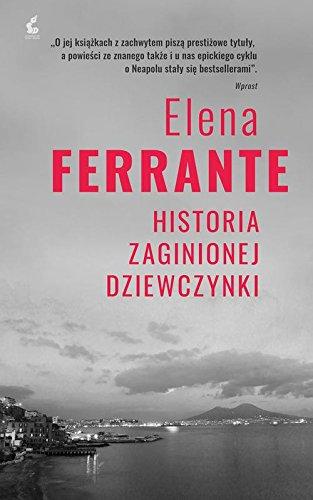 Cykl neapolitanski 4 Historia zaginionej dziewczynki