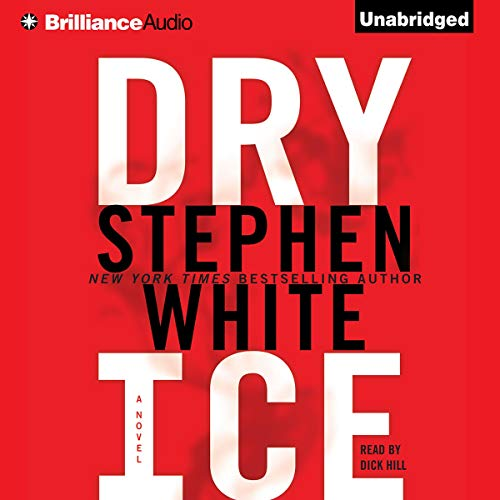 Dry Ice Audiobook By Stephen White cover art
