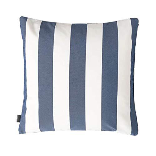 GANT Home Kissenbezug Kissen Blockstreifen Block Stripe Cushion 50x50cm
