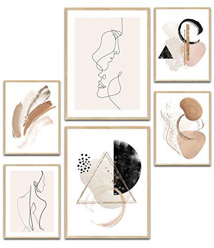 MUUDLY Premium Poster Set Bild