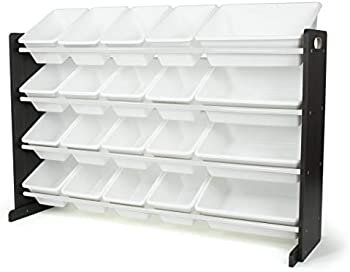 Humble Crew Extra Large Toy Organizer with 20 Storage Bins