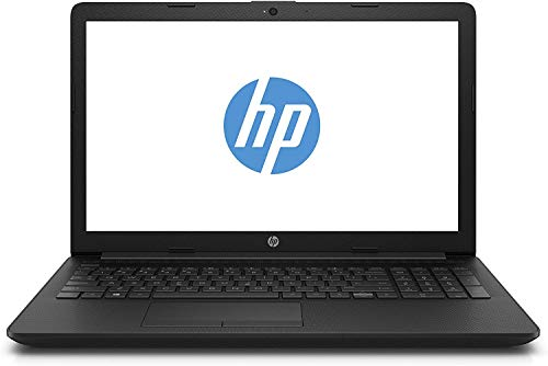 HP 15-db0003ng (15,6 Zoll HD) Laptop (AMD E2-9000e, 4GB RAM, 128 GB SSD, AMD Radeon R2, FreeDOS) schwarz