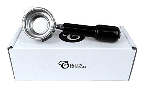 Ersatz-Siebträger für BRASILIA BE Espressomaschinen - 1 Auslauf - 7 g Sieb - 1 Tasse