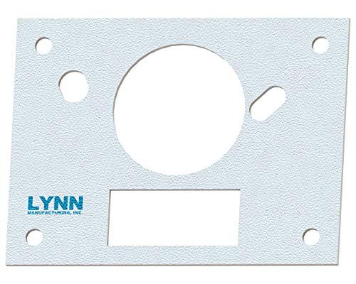 Lynn Manufacturing Replacement Harman Pellet Stove Burn Pot Gasket 3-44-00409, 1-00-07381, 2399K