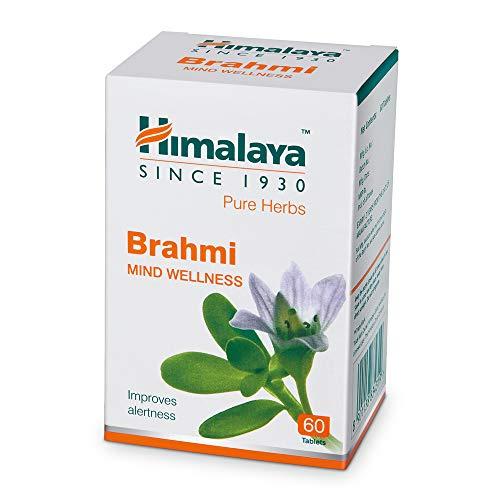 Himalaya Herbal Bacopa 60 Capsules