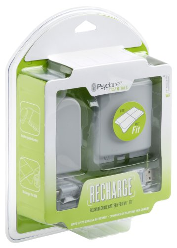 Wii Fit Rechargeable Battery