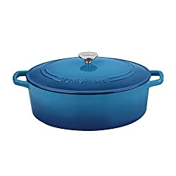 Image of Cuisinart Oval Casserole,...: Bestviewsreviews