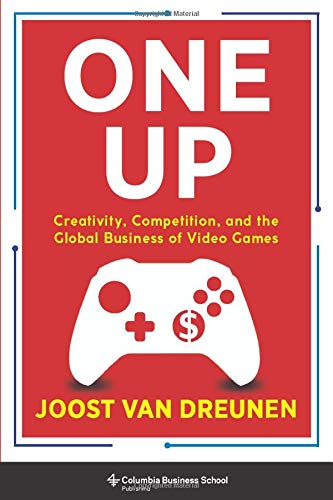One Up: Creativity, Competition,...