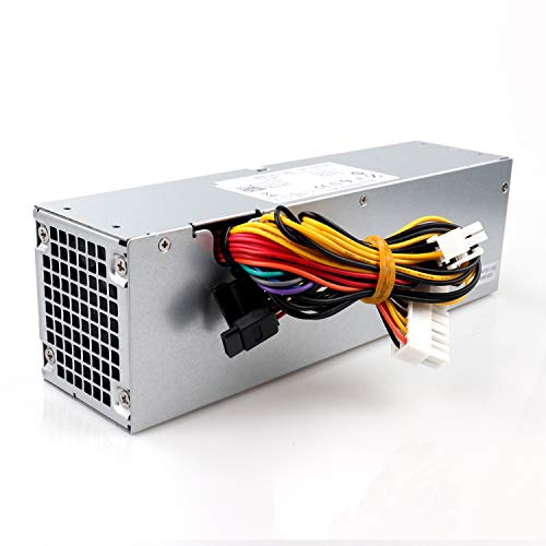 240W Power Supply Unit for Dell OptiPlex 390 790 960 990 3010 9010 Small Form Factor System SFF H240AS-00 H240AS-01 H240ES-00 D240ES-00 AC240AS-00 AC240ES-00 L240AS-00 3WN11 PH3C2 2TXYM 709MT