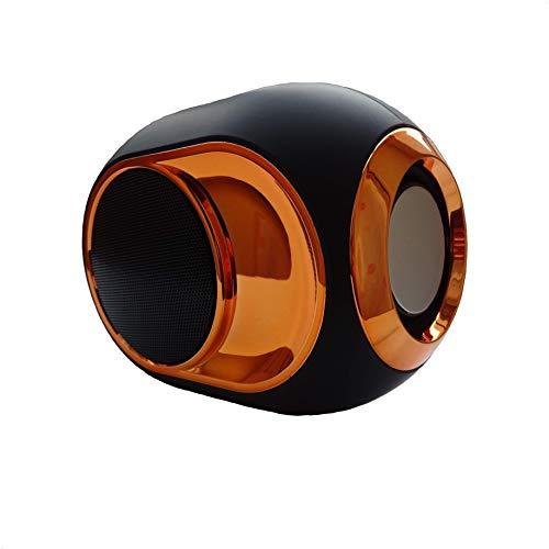 Bluetooth-Lautsprecher, kabellos, 80 dB, Subwoofer, tragbar, für Smartphones, Tablets, Computer Player Art Tech Lab