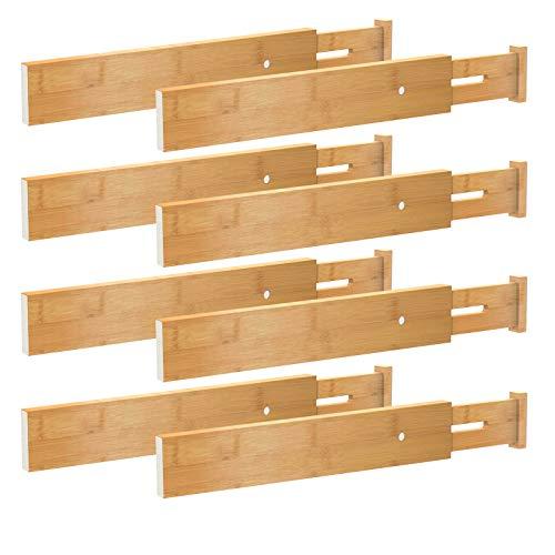 41+8Q+BquoL._SL500_ Uncluttered Designs Adjustable Drawer Dividers