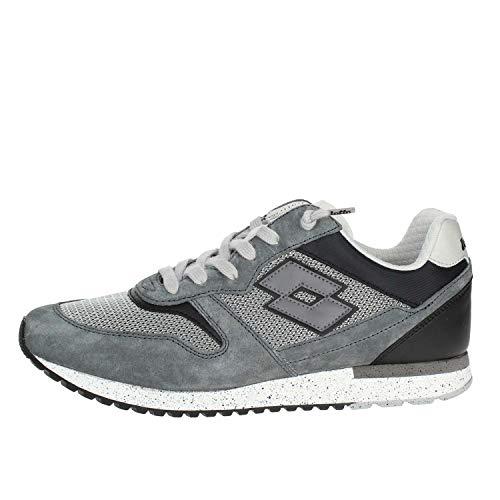 Lotto Leggenda T7398 Zapatos Hombre Gris 42