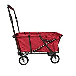 Top 10 Best Portable Collapsible Folding Wagons Of 2019 Reviews