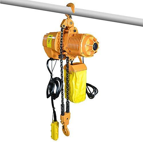 GW 220V / 380V 1T 2200Lb eléctrico grúa del alzamiento de grúa...