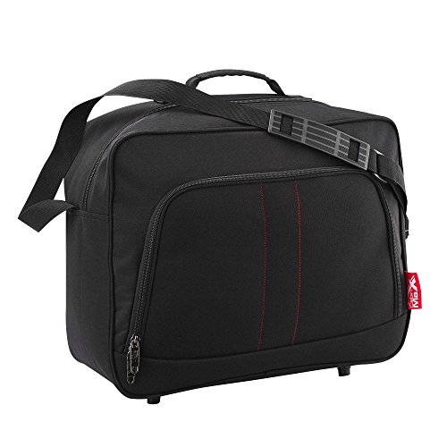 Cabin Max Budapest Underseat Cabin Luggage | 40x30x20 Bag Wizzair, Norwegian, Sized Carry on Luggage