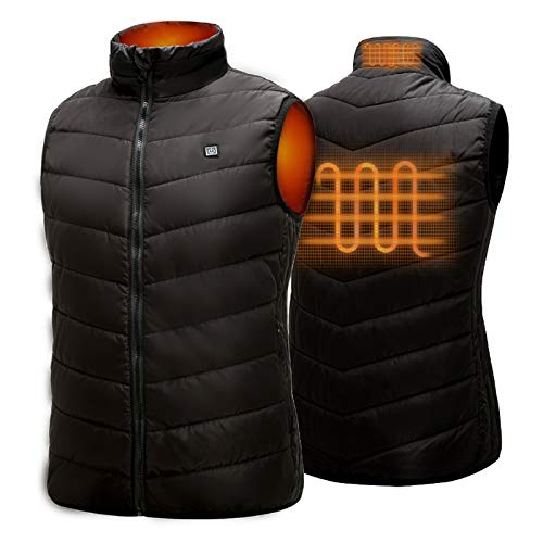 75% off Heated Vest Use promo code: LY3G2PT8 Works on all options with no quantity limit