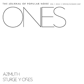 Journal of Popular Noise - Issue 3