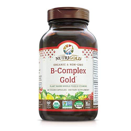 Nutrigold Vitamin B-Complex Gold (O…