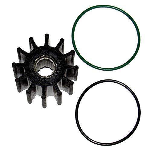 Volvo Penta New OEM Sea Water Cooling Pump Impeller Repair Kit 21213664, 3842786