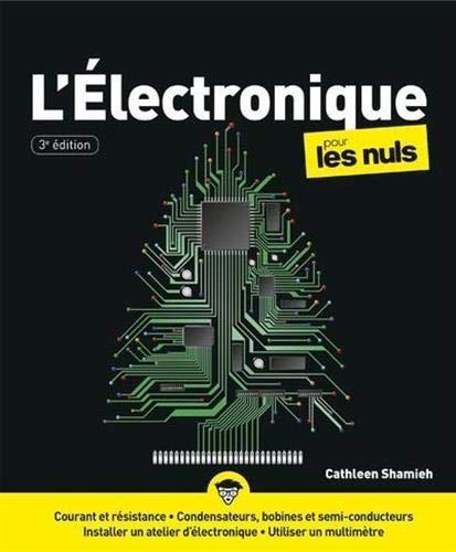 L'électronique pour les Nuls, gr...