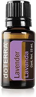 doTerra Lavender Essential Oil 15 mL