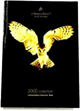 Country Artists - for the discerning: 2000 Collection : Limited Edition Collectors Book