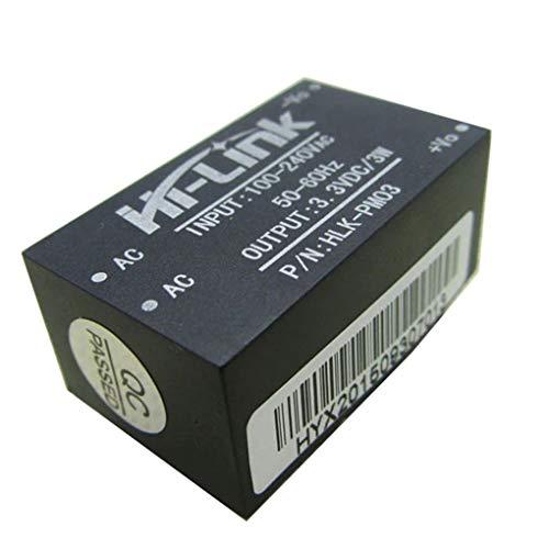 Morza HLK-PM01 HLK-PM03 HLK-PM12 AC-DC 220 V bis 5 V / 3,3 V / 12V Mini Stromversorgungsmodul Intelligent Power Module Haushaltsschalter