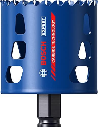 Bosch Professional 1x Expert Tough Material Lochsäge (für Holz mit Metall, Ø 68 mm, Zubehör Schlagbohrmaschine)