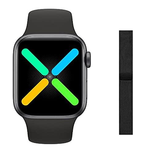LDJ 2021 Nuevo Reloj Inteligente T900 para Hombres Y Mujeres, Bluetooth Pulsera Inteligente Impermeable para Teléfonos Android iOS PK X6 T500 T600,C