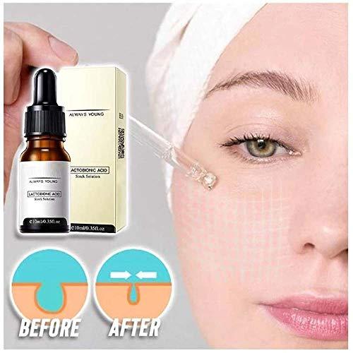 3pcs Zero Pore Instant Perfection Serum, Esencia Facial Para Mejorar Los Poros Dilatados | Exceso De Sebo | Nutre E Hidrata | Arreglar Arrugas, Para Toda La Piel - 10ml