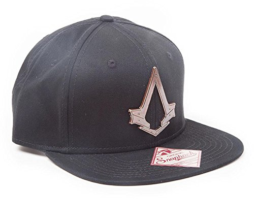 Assassins Creed Syndicate: Bronze Logo Snapback (Cappellino)