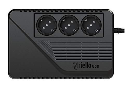 Riello AIPE600IRUIPG 600 SET IT CIABATTA 600VA 360W AUTONOMIA 7