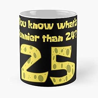 Spongebob Squarepants Patrick Star Squidward Tentacles - White -coffee Mug- Unique Birthday Gift-the Best Gift For Holidays- 11 Oz.
