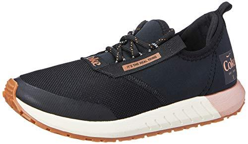 Tênis Coca-Cola Shoes Fury, Feminino, Preto/Cobre, 33