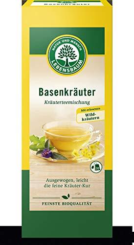 Lebensbaum Bio Basenkräuter (6 x 30 gr)