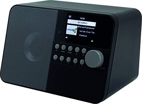 Soundmaster IR6000SW Internet Radio Musiknetzwerkplayer WiFi Lineout Kopfhöhreranschluss