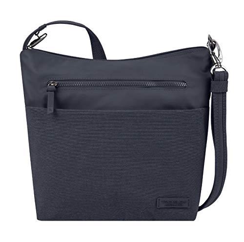 Travelon: Anti-Theft Metro Crossbody Bag - Navy Heather