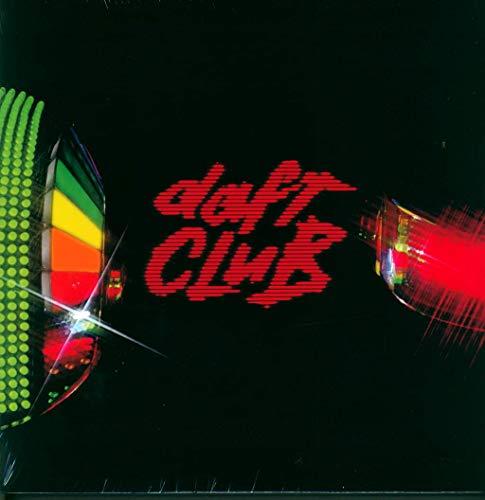 DAFT PUNK - DAFT CLUB : 2LP SET