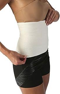 Gafitex Spikenergy-ring-lumbar, cinta de cierre = 24-banda muy suave y elástico, eficaces para corregir la postura. <br> altura: 24 cm <br> utilización predominante para mujer XS Corda