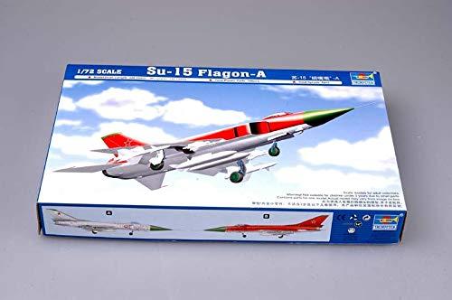 Trumpeter - Modellino Aereo J-7 EB Cina Scala 1: 144