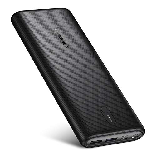 Powerbank PD 30W, POWERADD Energycell II 26800mAh Power Bank Power Delivery Externer Akku USB C Tragbares Ladegerät für iPhone, iPad, Samsung, Huawei und Mehr Smartphones