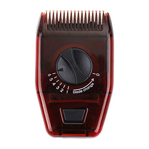Wigxt Multifunktionale manuelle Haarschneider Friseur Kamm einstellbar tragbar für die Reise