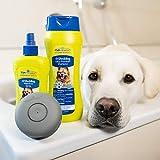 FURminator deShedding Ultra Premium-Shampoo für Hunde und Katzen (Anti-Haaren Shampoo, für gesundes Hundefell), 250 ml Flasche - 3