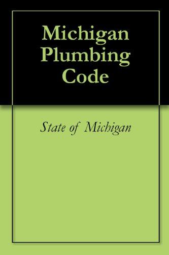 Michigan Plumbing Code