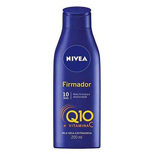 Nivea Firmador Hidratante Q10 + Vitamina C Pele Seca e Extrasseca, 200ml