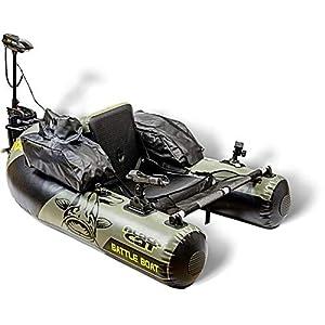 Belly Boot mit 24 lbs Motor von Black Cat kaufen